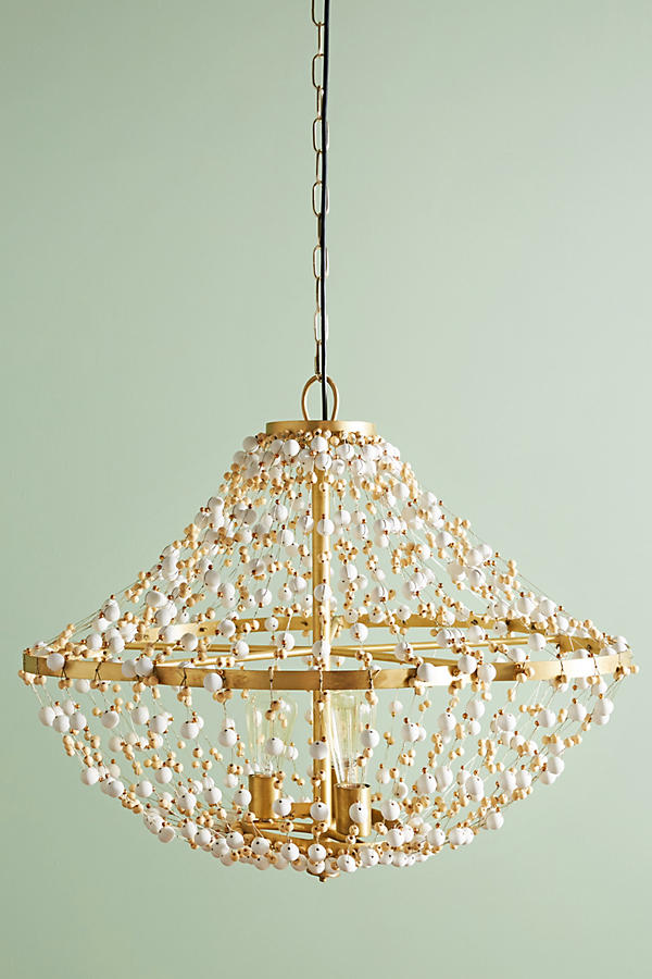 Slide View: 5: Abalorio Chandelier