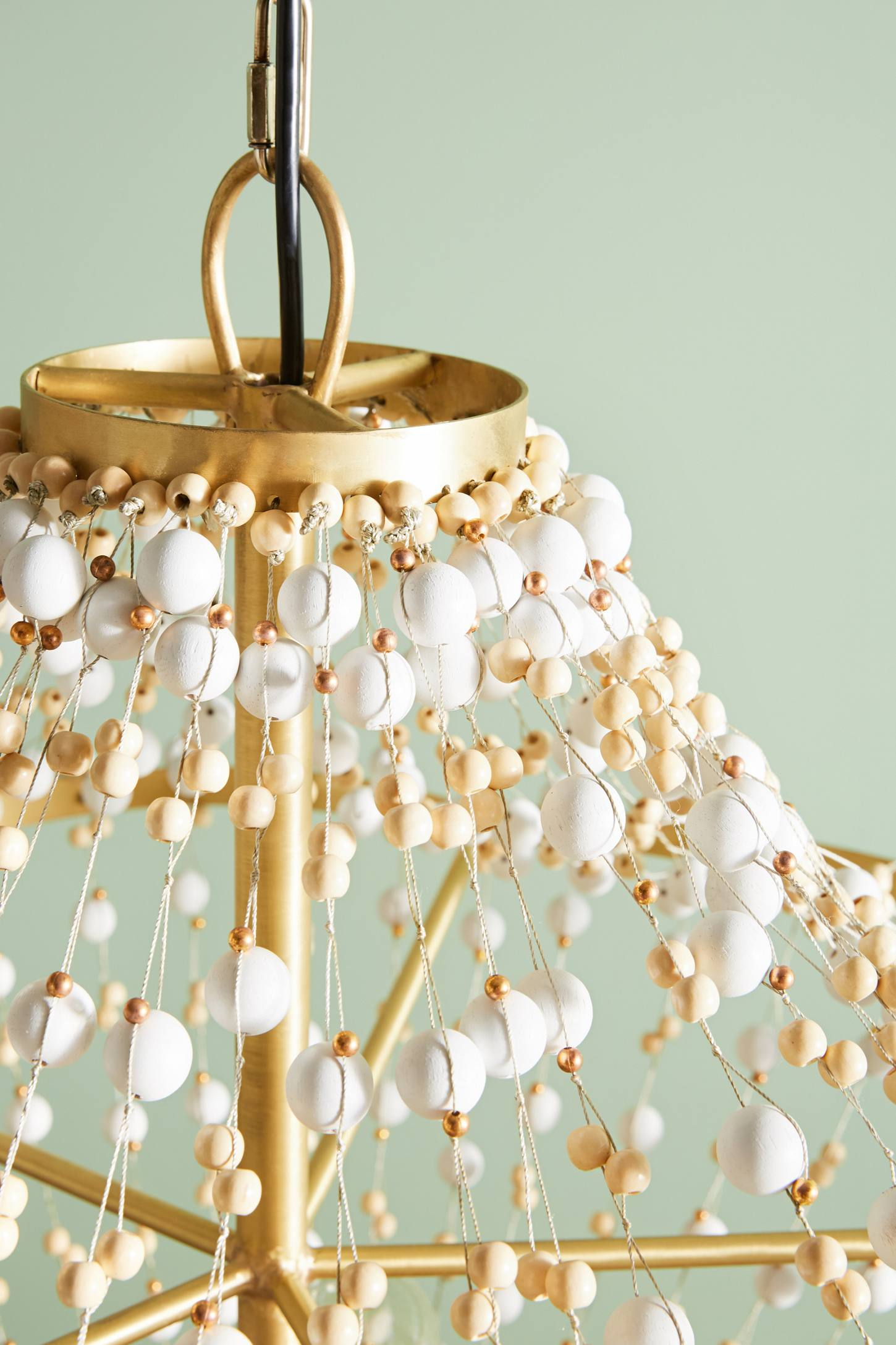 Slide View: 6: Abalorio Chandelier