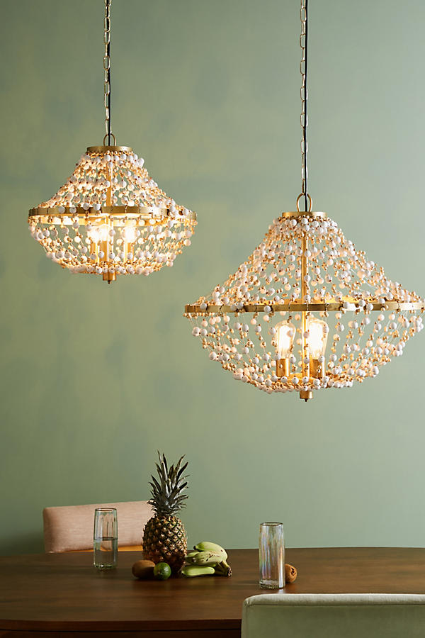 Slide View: 2: Abalorio Chandelier