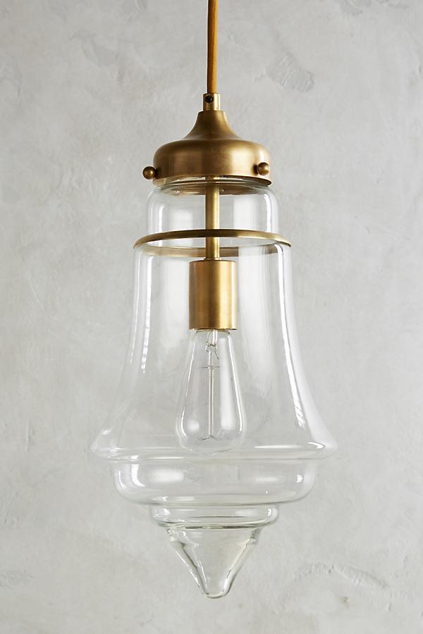 Casablanca Pendant Lamp - Gold