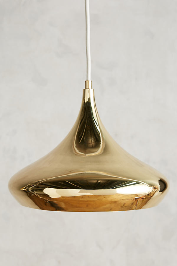 Alchemist Pendant - Gold