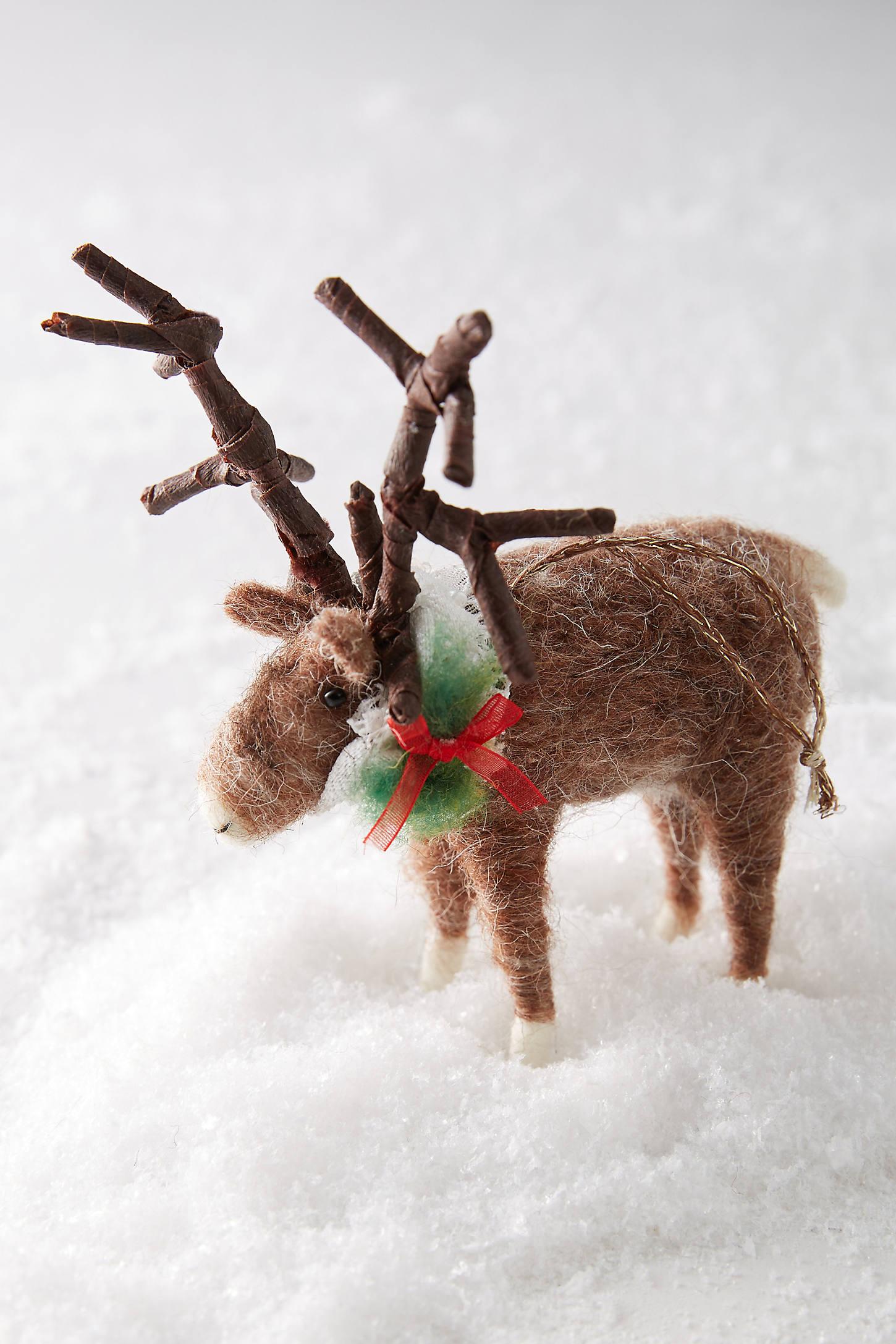 Winter Critter Ornament