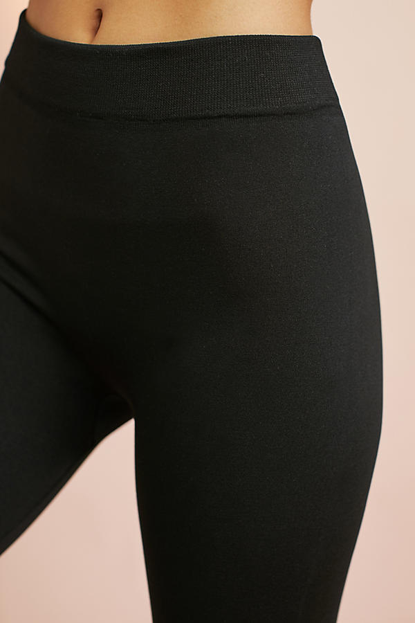 Slide View: 2: Fleece-Lined Leggings