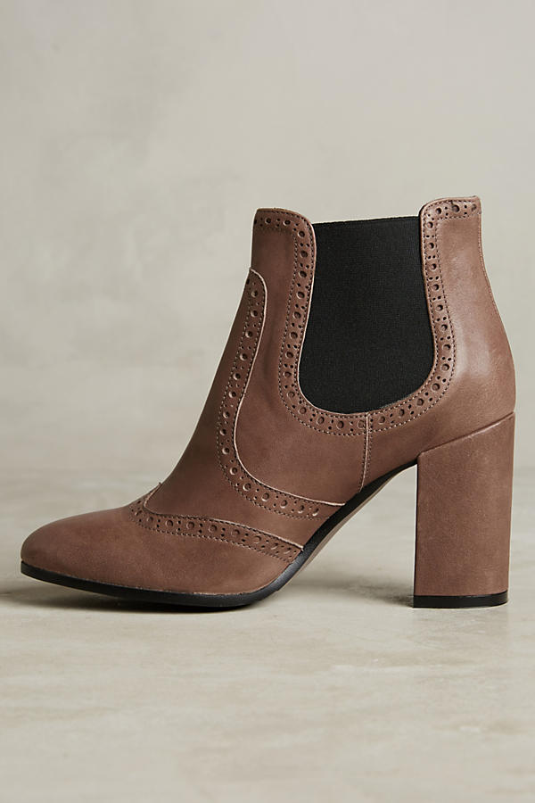 Slide View: 2: City Stomper Ankle Booties