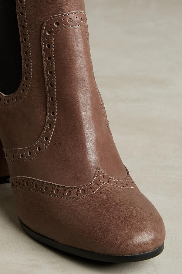 Slide View: 4: City Stomper Ankle Booties