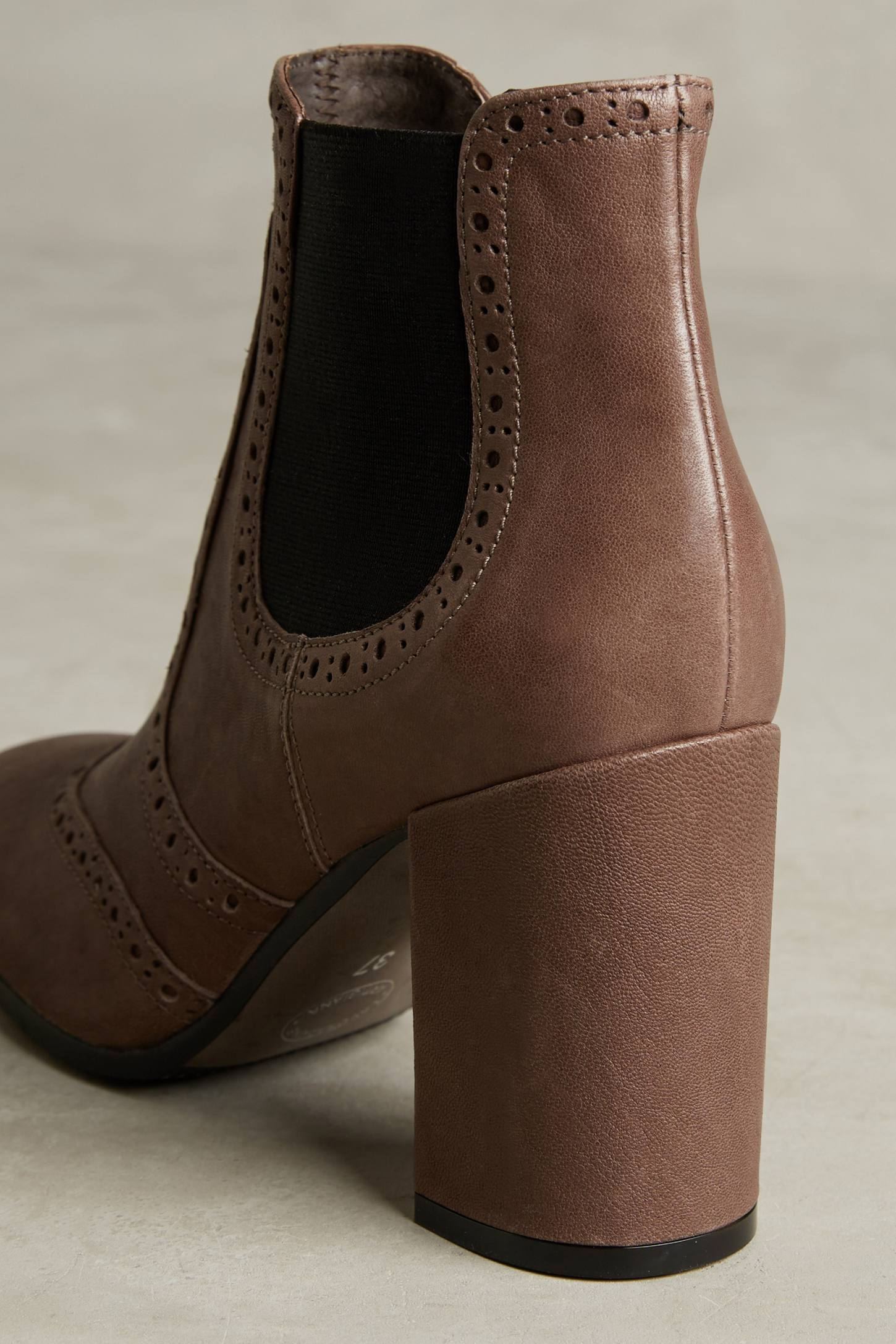 Slide View: 5: City Stomper Ankle Booties