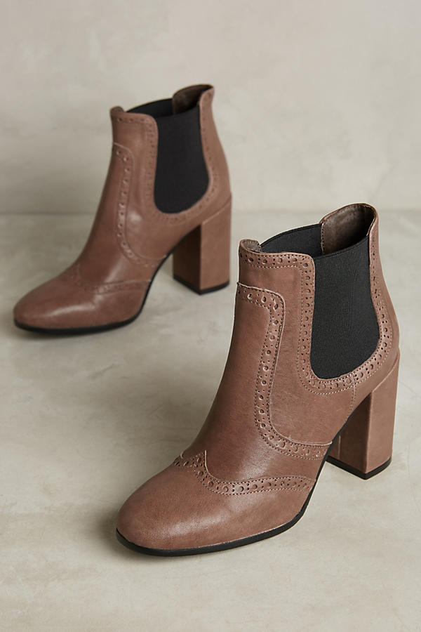 Slide View: 1: City Stomper Ankle Booties