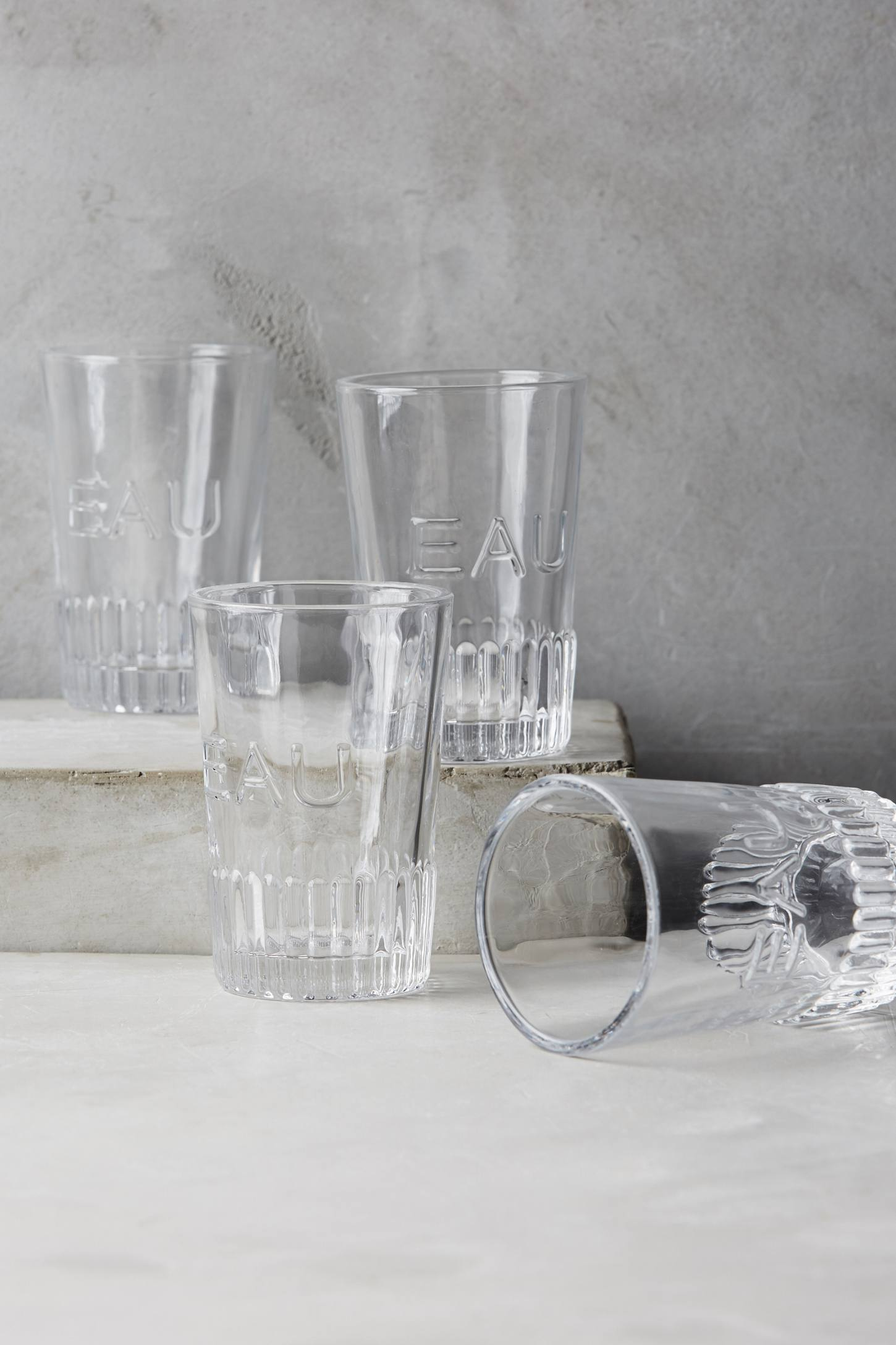 Slide View: 1: Besos Glass Set