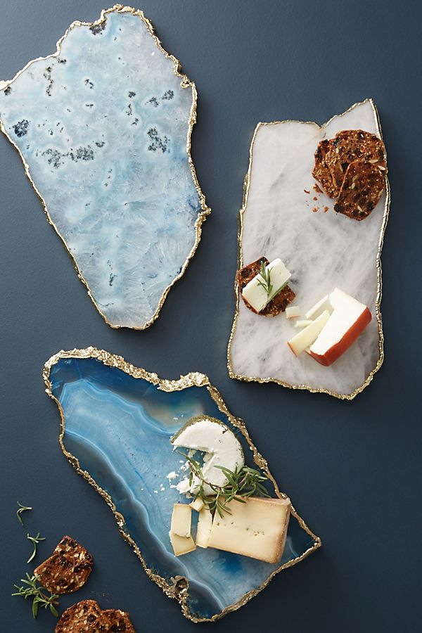 Agate Cheese Board | Anthropologie