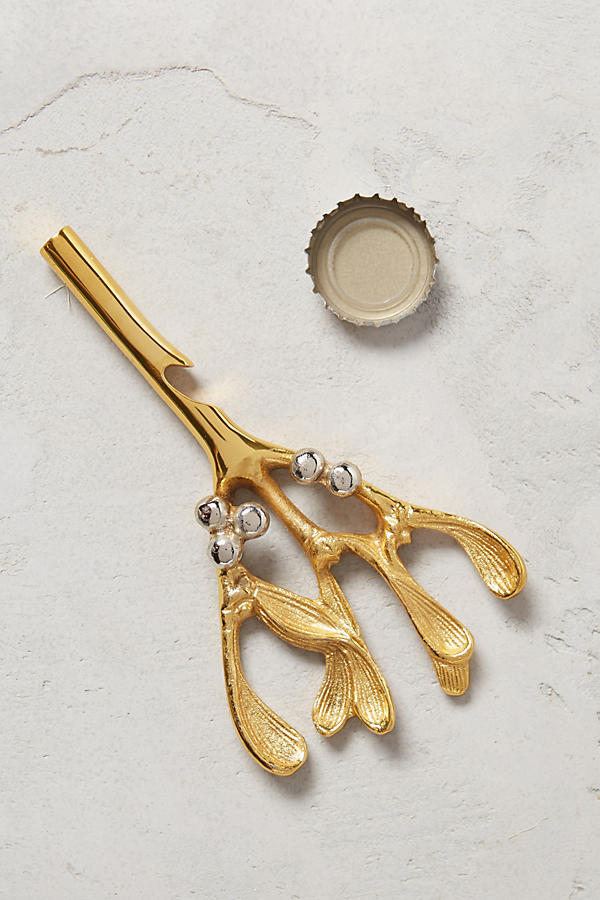 Mistletoe Bottle Opener