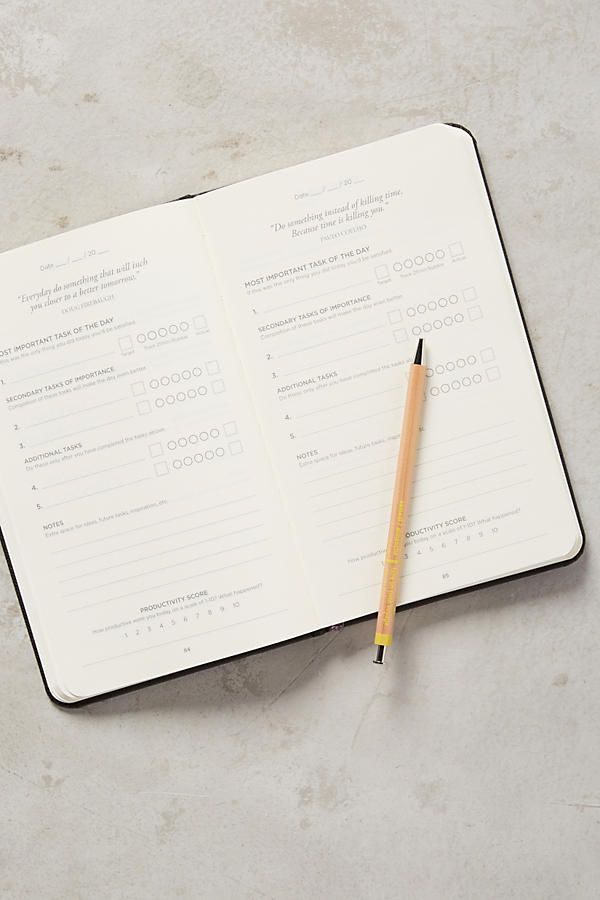 Slide View: 2: Productivity Planner