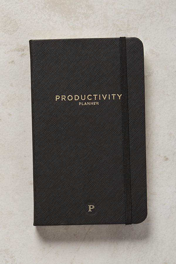Slide View: 1: Productivity Planner