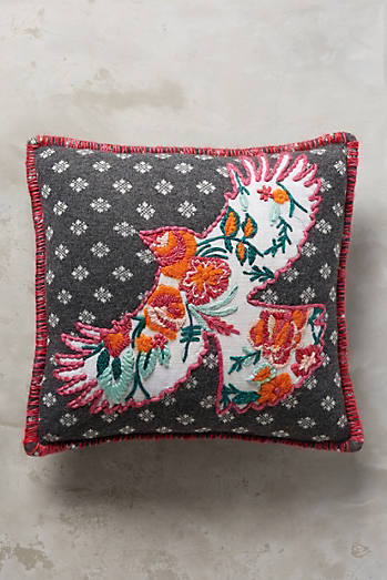 Oiseau Pillow