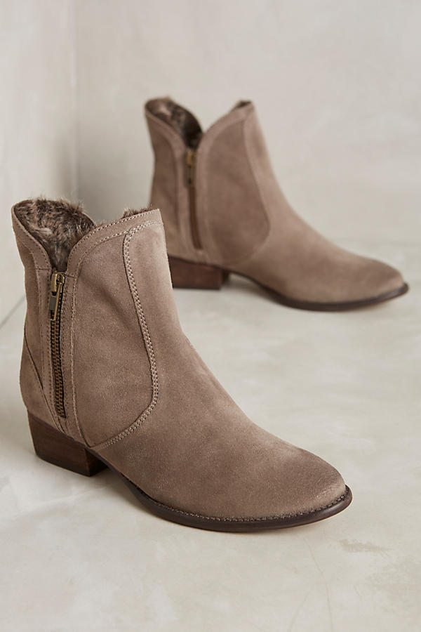 Slide View: 1: Seychelles Lucky Penny Ankle Boots