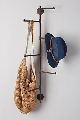 Slide View: 1: Swivel Hanging Rack