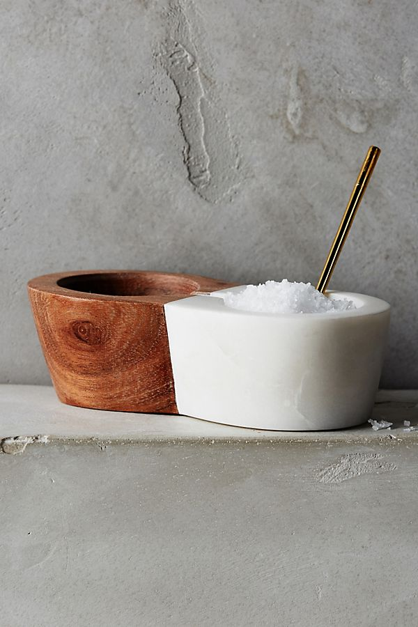 Slide View: 1: Marbletree Salt Cellar