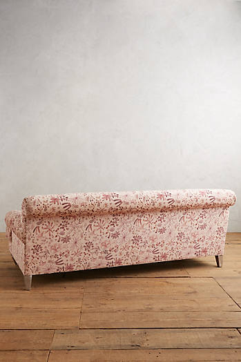 Slide View: 2: Sylvania-Printed Willoughby Sofa