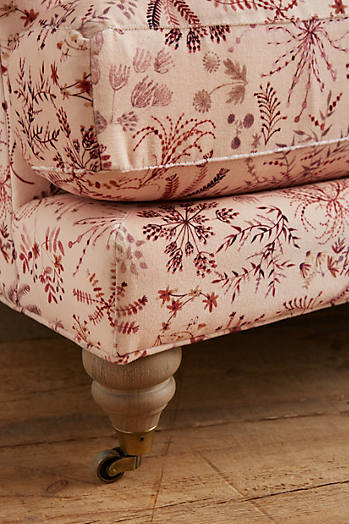 Slide View: 3: Sylvania-Printed Willoughby Sofa