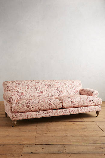 Slide View: 1: Sylvania-Printed Willoughby Sofa