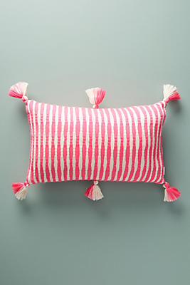 Slide View: 1: Archive New York Antigua Pillow