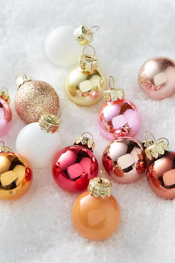 petite ornament set