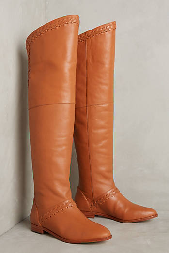 Candela Braided Riding Boot