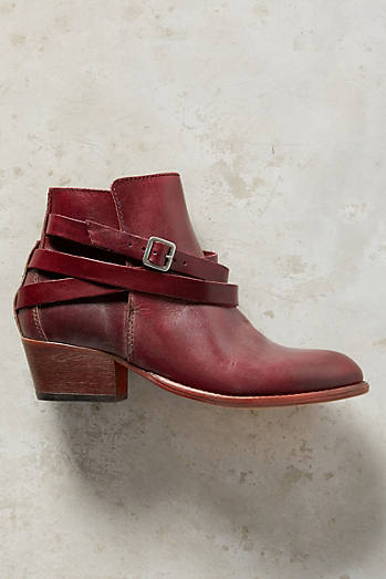 Hudson Horrigan Harness Booties