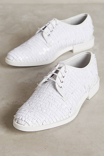 Miista Zoe Sequin Oxfords