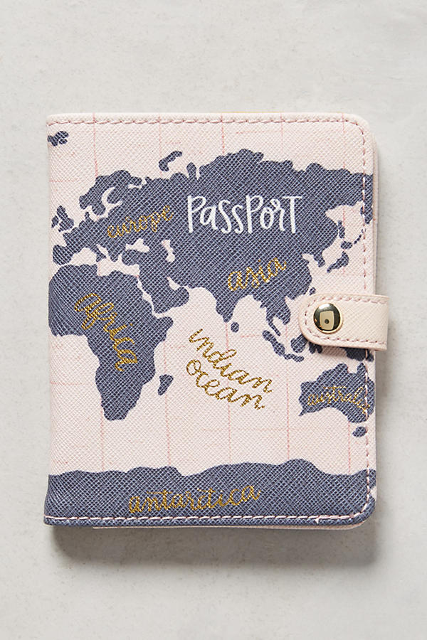 Cute passport cover