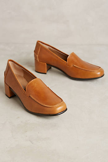 About Arianne Milena Heeled Loafers