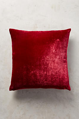 Slide View: 1: Kevin O'Brien Ombre Velvet Pillow