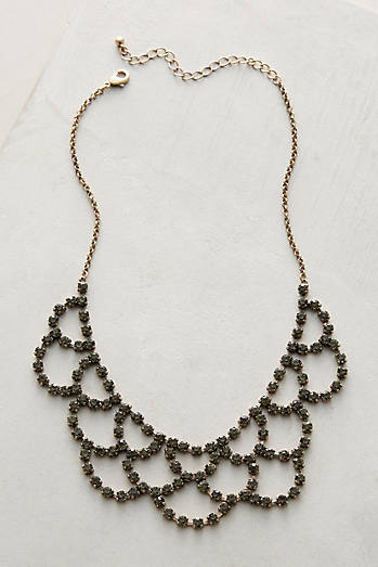 Ondine Bib Necklace