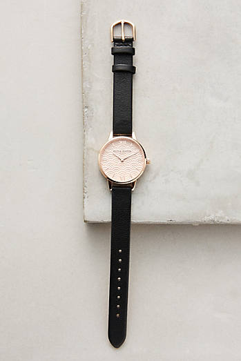 Scalloped Watch