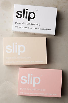 Slide View: 2: Slip Silk Pillowcase