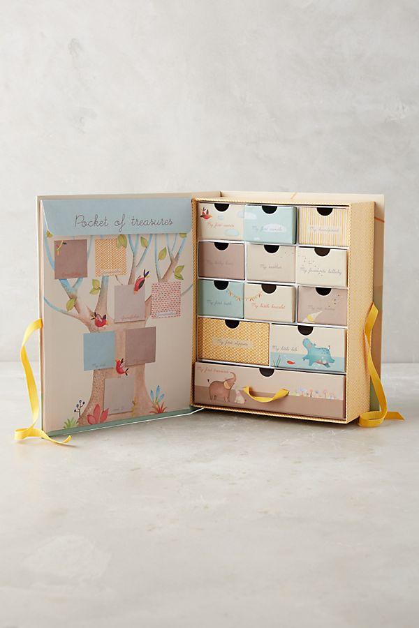 Slide View: 1: Childhood Treasures Souvenir Box