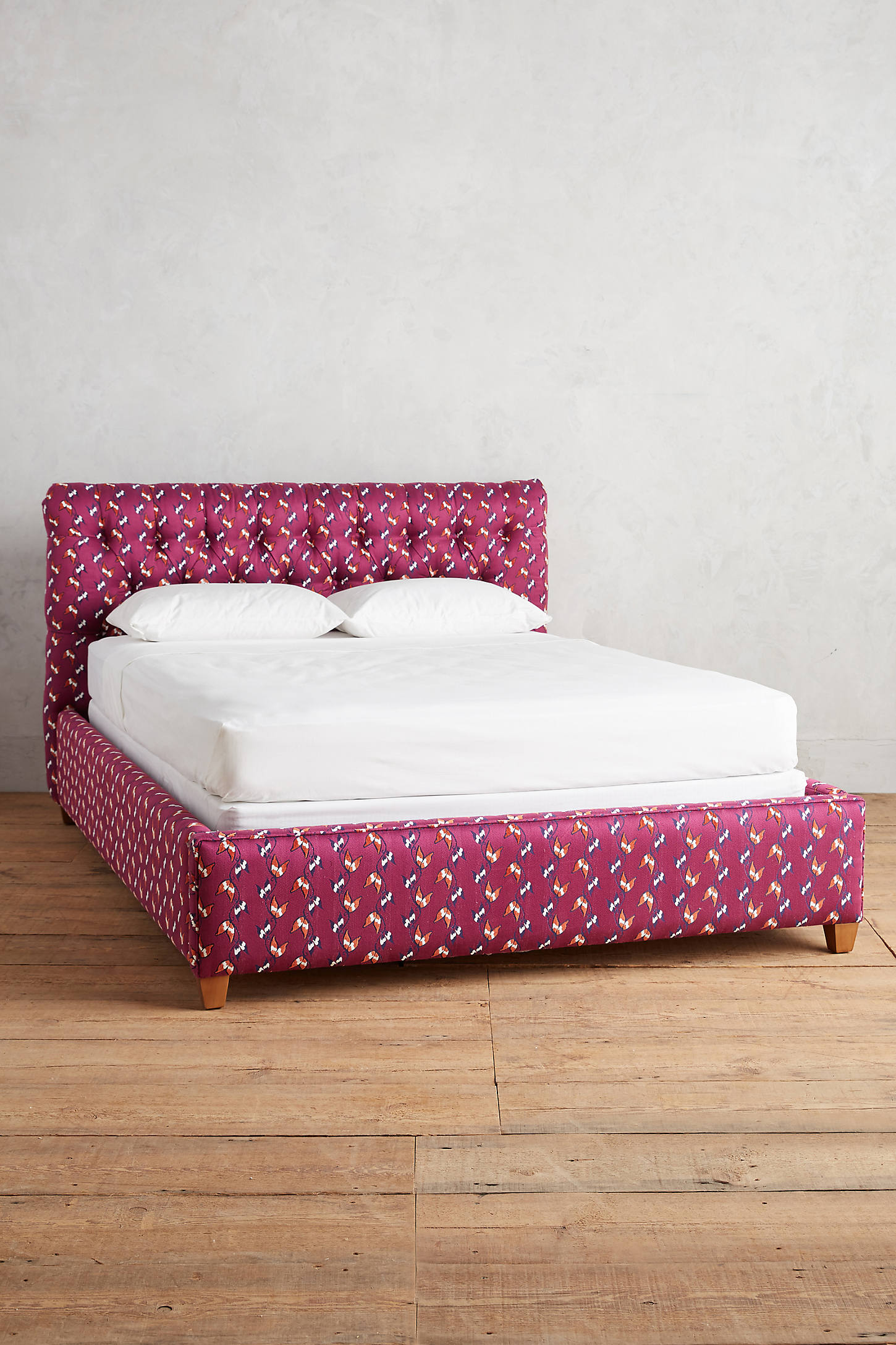 Vine-Woven Lena Bed