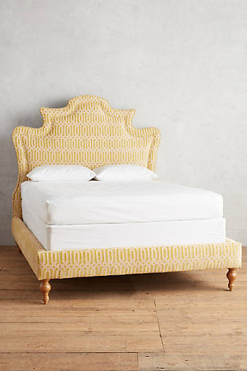 Trellis-Woven Ainsworth Bed