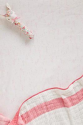 Slide View: 1: Confetti Crib Sheet