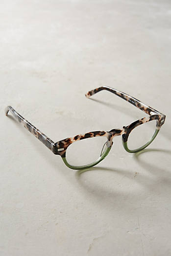 Snow Leopard Reading Glasses