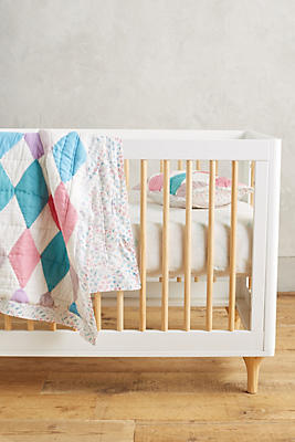 Slide View: 2: Diamant Toddler Quilt & Playmat