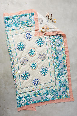 Slide View: 1: Ponsonby Toddler Quilt