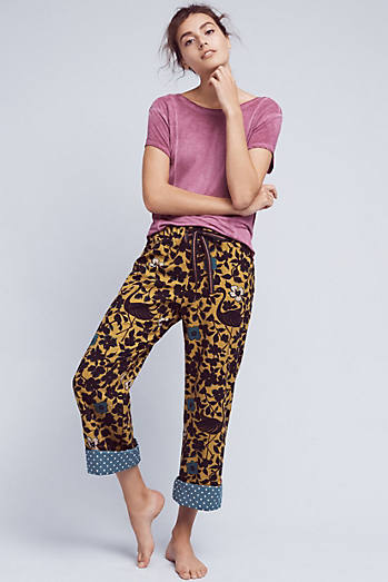 Birdsong Flannel Sleep Pants