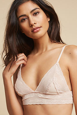 Slide View: 1: Natori Bliss Triangle Bra