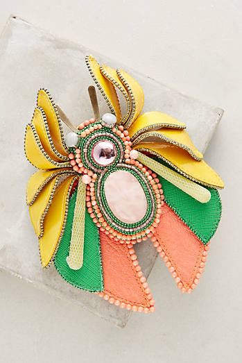 Sandie Bug Brooch