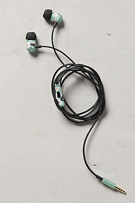 Minted Daisy Earbuds