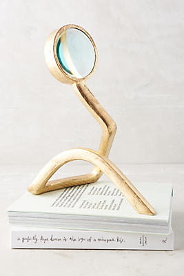 Magnifying Decorative Object