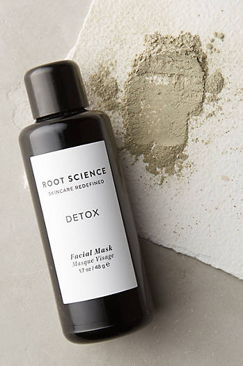 Slide View: 1: Root Science Detox Facial Mask