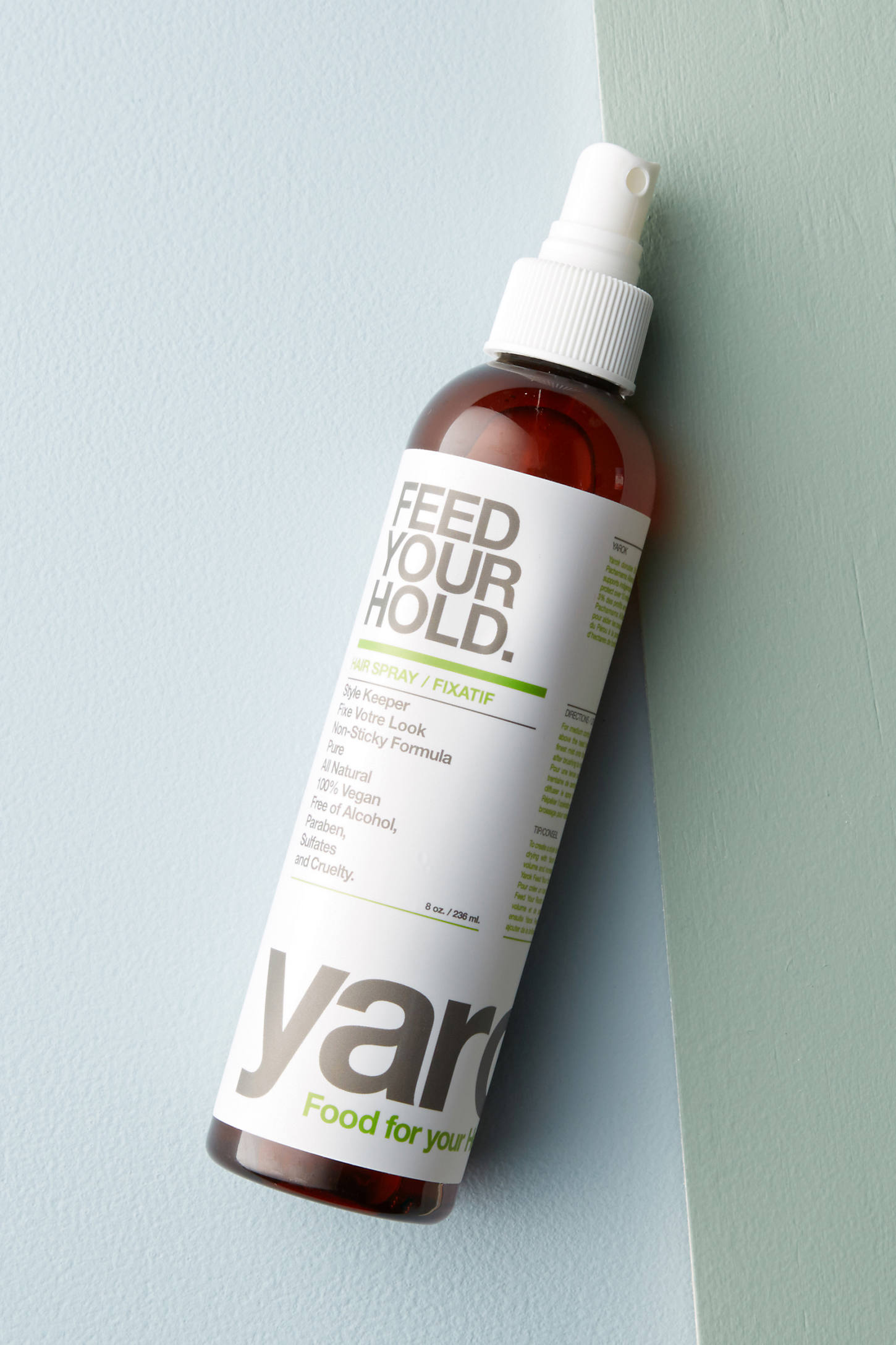 Yarok Feed Your Hold Hair Spray