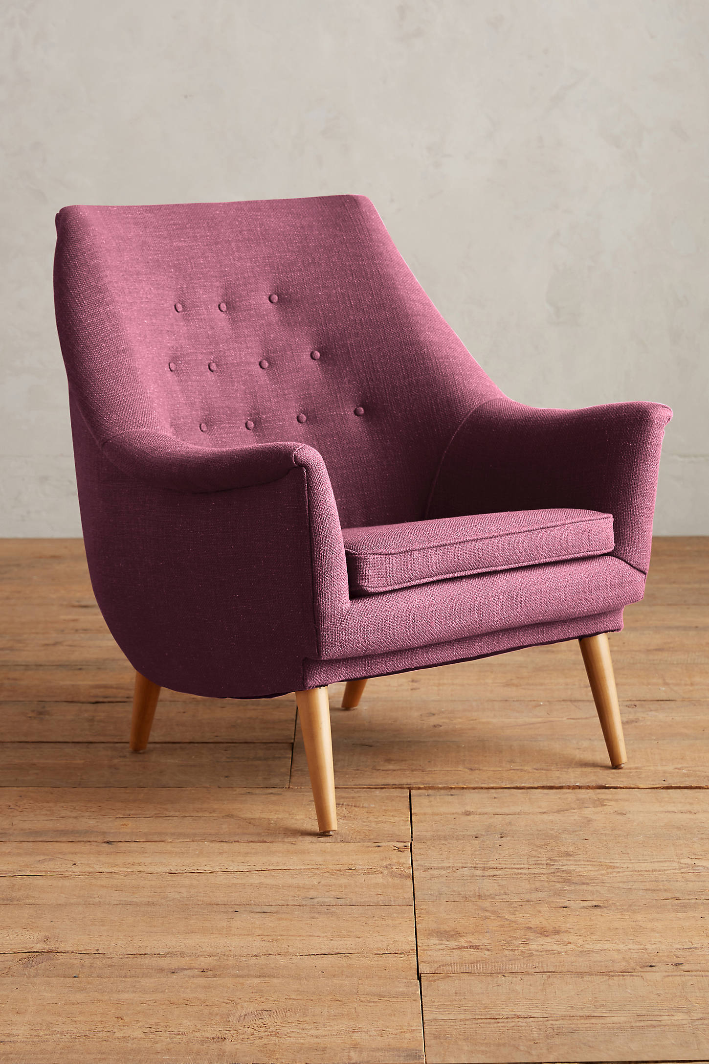 Basketweave Linen Rivona Chair