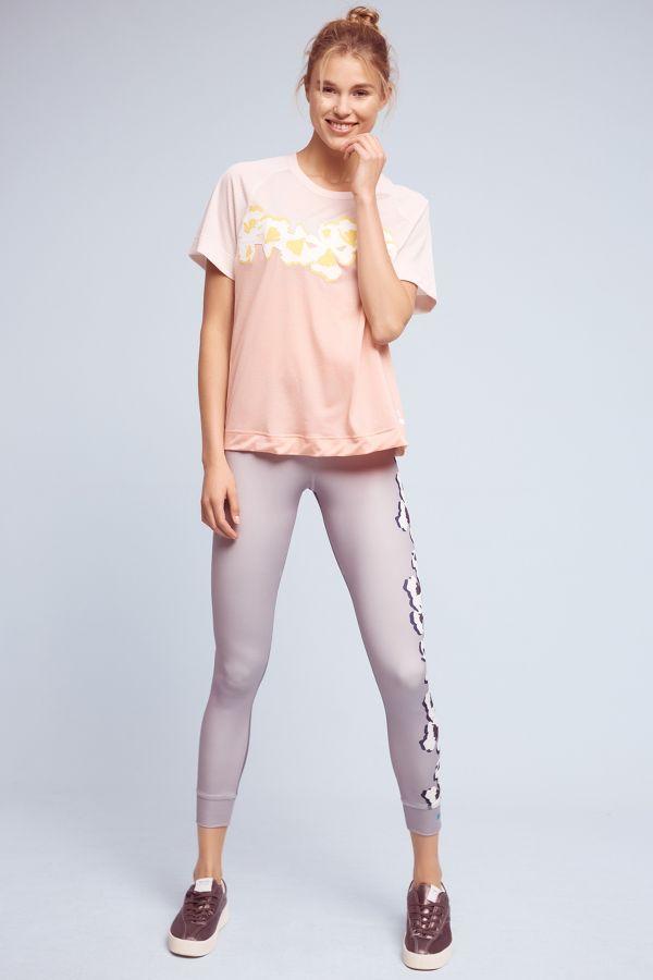 Adidas by Stella McCartney Adidas by Stella McCartney Flower Yoga Leggings